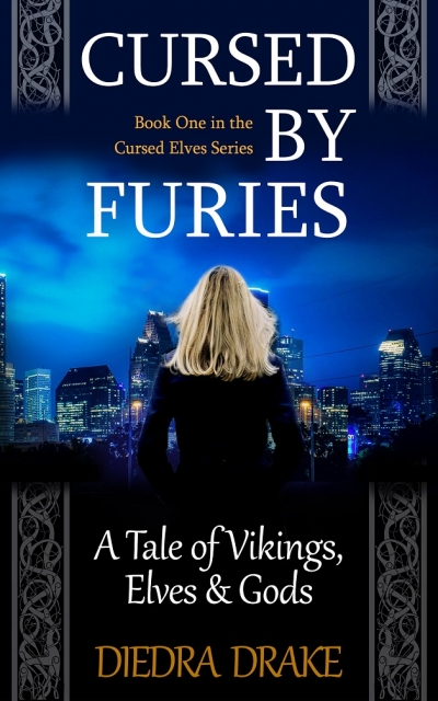 Cursed by Furies (Book #1 in The Cursed Elves series)