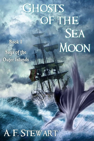 Preview - Ghosts of the Sea Moon (Saga of the Outer Islands Book 1)