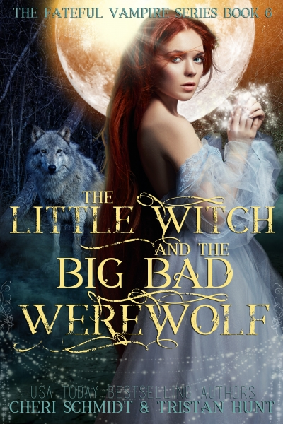 The Little Witch & the Big Bad Werewolf (Sample)