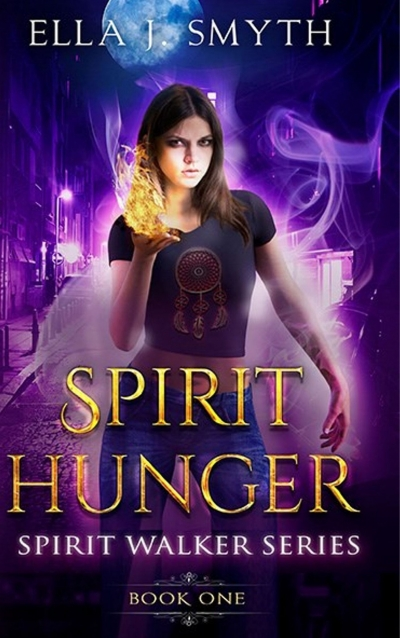 Spirit Hunger (Excerpt), Book 1 of Spirit Walker Series