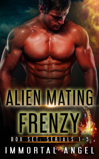 Alien Mating Frenzy: Serials 1-5
