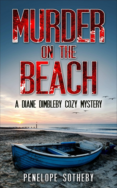 Murder on the Beach Preview