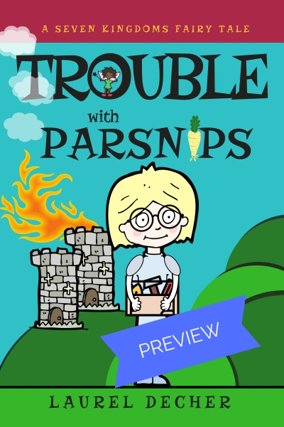 Trouble With Parsnips--PREVIEW