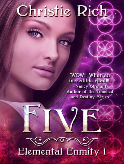 Five (Elemental Enmity Book I)