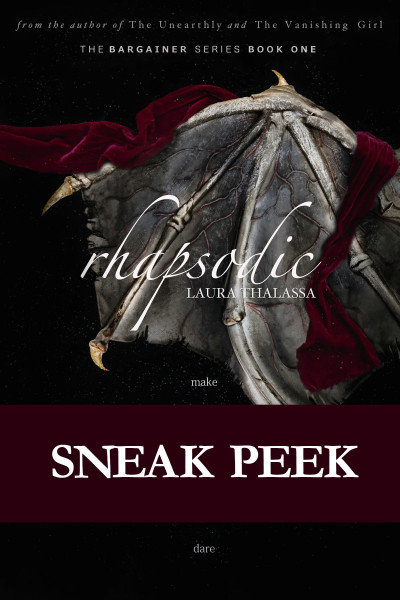 Rhapsodic: Sneak Peek