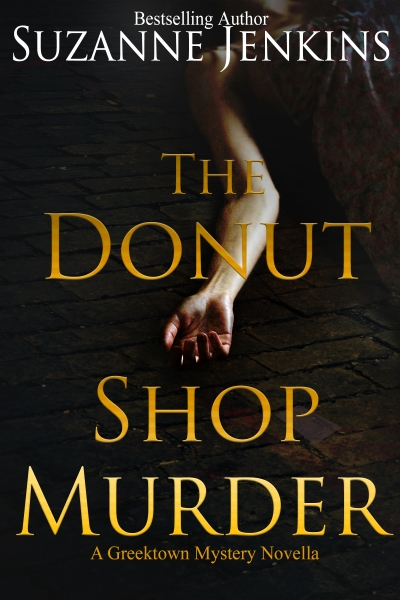 The Donut Shop Murder: A Greektown Story Novella