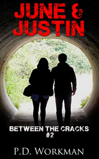 June & Justin (Between the Cracks #2) (preview)