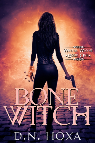 Bone Witch (Winter Wayne #1)