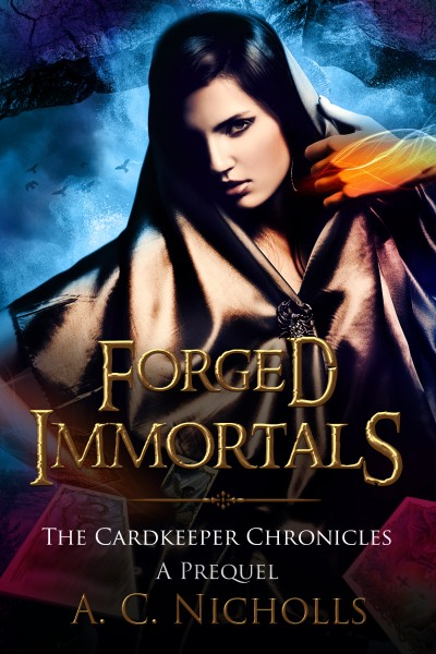 Forged Immortals: An Urban Fantasy Story