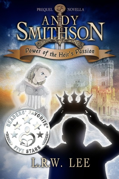 Power of the Heir's Passion (Novella)