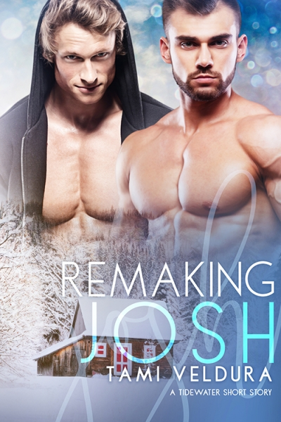 Remaking Josh (An M/M Snowed-In Romance! HEA)