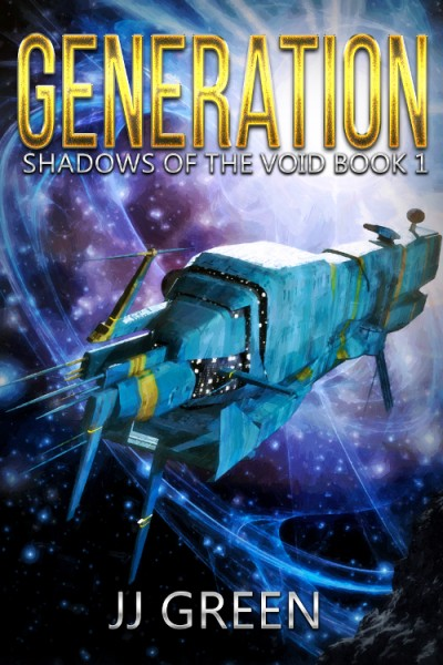 Generation (Shadows of the Void Book 1) PREVIEW
