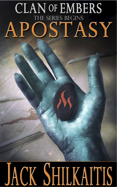Apostasy (Clan of Embers Series)