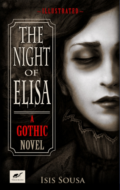 The Night of Elisa - Illustrated Gothic Novel