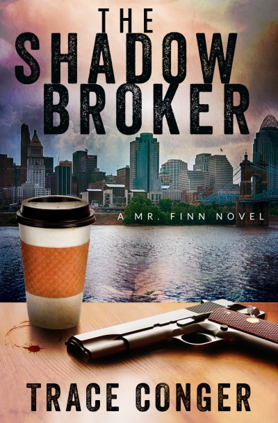 The Shadow Broker (Mr. Finn #1)
