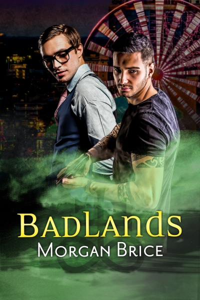 Badlands—New Excerpt