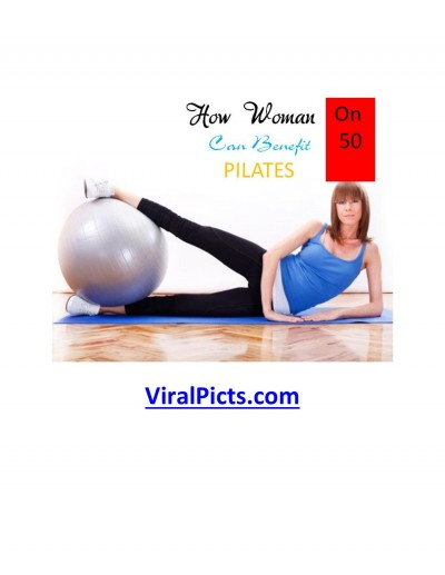 How Woman on 50 and Over Can Benefits from Pilates