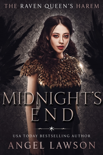 Midnight's End (Book 6 of the Raven Queen's Harem)