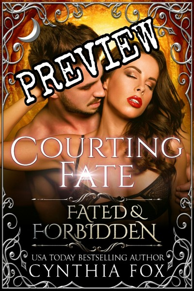 Preview of Courting Fate: Fated & Forbidden