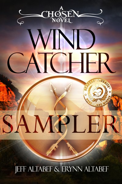 Wind Catcher - First Five Chapters