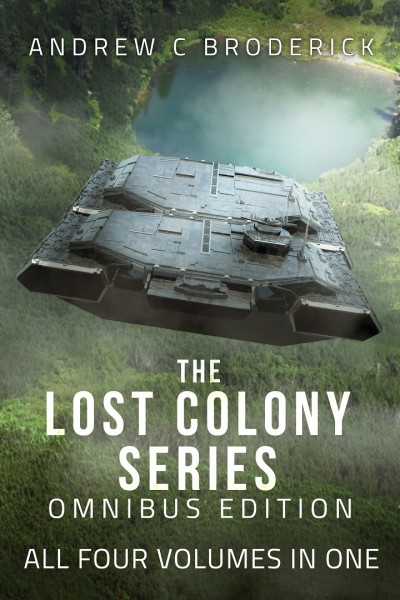 Lost Colony Series preview