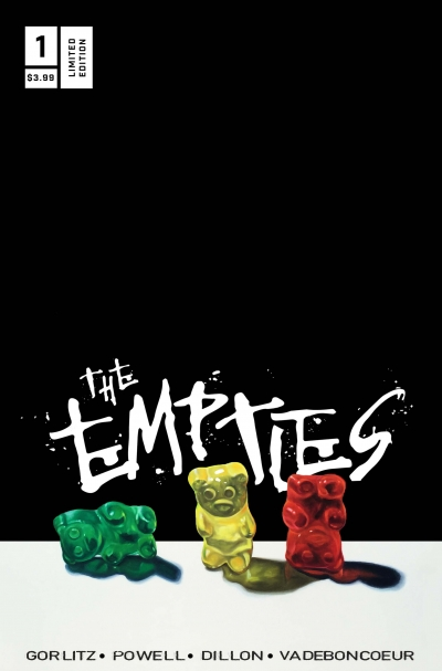 The Empties Comic Book Preview