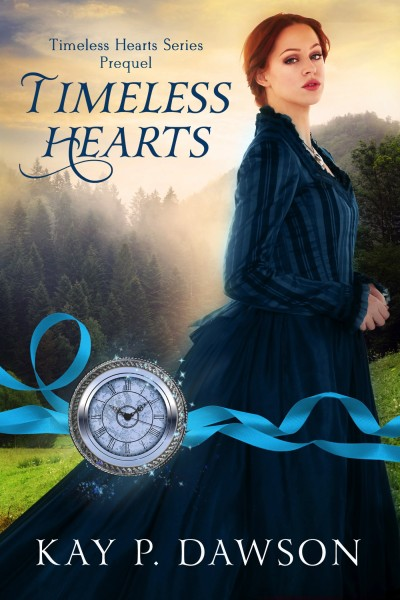 Timeless Hearts - Western Time Travel Series Prequel