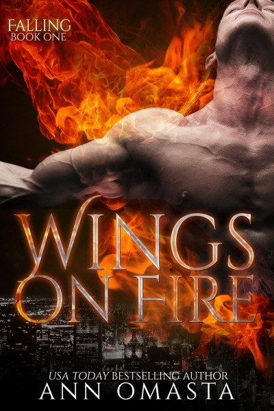 Wings on Fire (Falling, Book 1)
