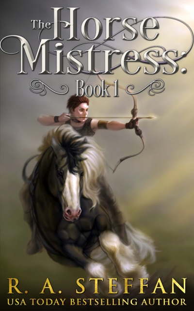 The Horse Mistress: Book 1 (Steamy MMF Ménage Romance)