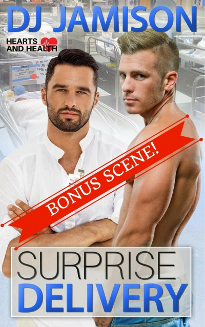 Surprise Extra: A bonus scene and preview