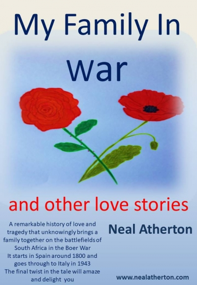 My Family In War  -  and other love stories