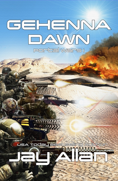 Gehenna Dawn by Jay Allan