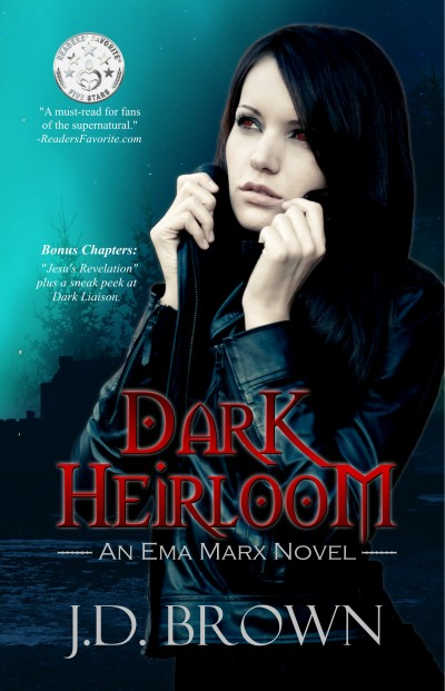 Dark Heirloom (An Ema Marx Novel 1)