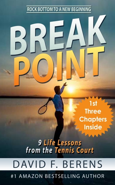Break Point: 9 Life Lessons from the Tennis Court (Sneak Preview)