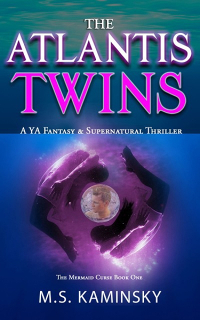 The Atlantis Twins: The Mermaid Curse Book One