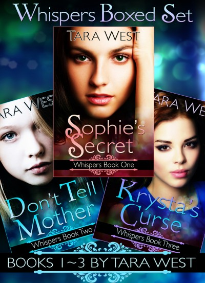 Whispers, Books 1-3
