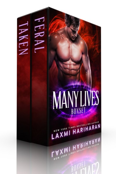 Preview only: Many Lives Boxset (Feral and Taken)