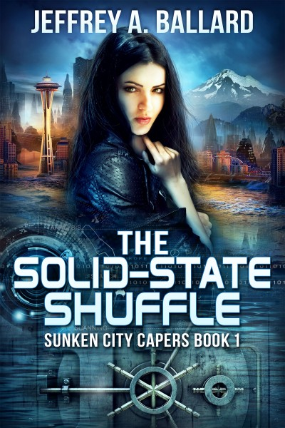 The Solid-State Shuffle: Sunken City Capers Book 1 (Special Teaser)