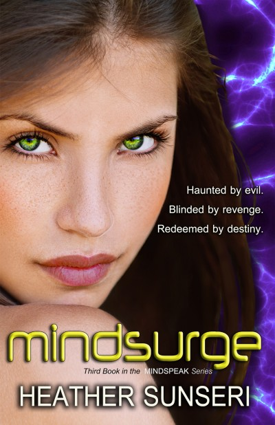 Mindsurge (Mindspeak Series, Book 3) Excerpt