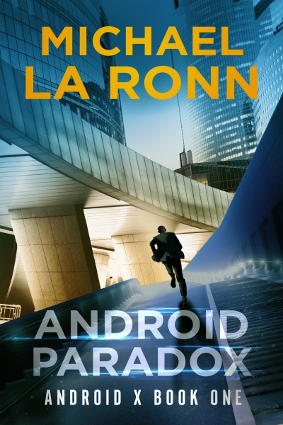 Android Paradox (Android X Book 1)