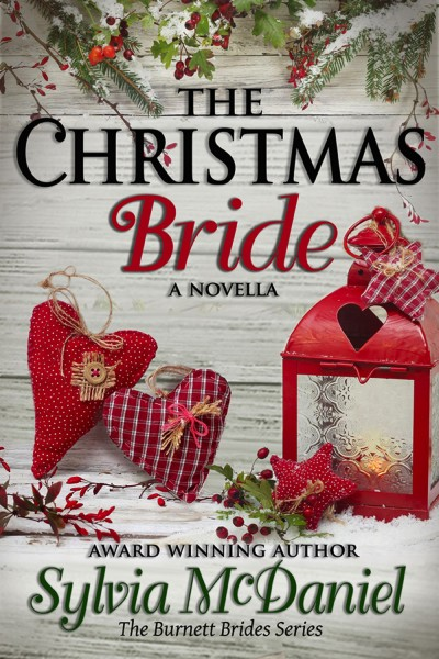 Sneak Peak: The Christmas Bride Book 4 of The Burnett Brides