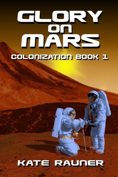 Glory on Mars Cover
