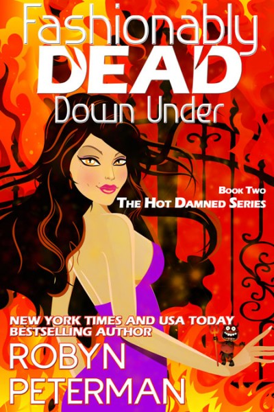 7 Chapter Sneak Peek of Fashionably Dead Down Under!!!!!