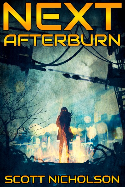 Afterburn (Next #1)