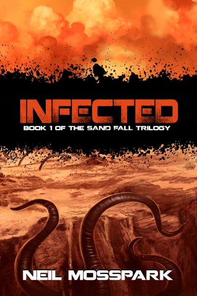Sand Fall: Infected