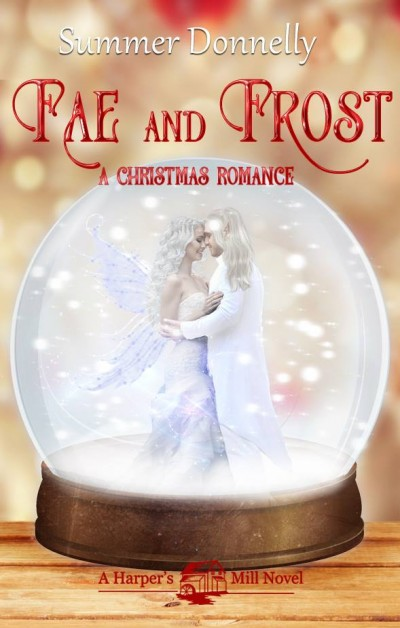 Frost and Fae: A Christmas Romance (a sneak peek)