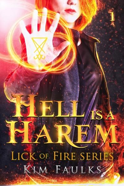 Instafreebie free ebook giveaways hell is a harem book 1 kim faulks fandeluxe Choice Image