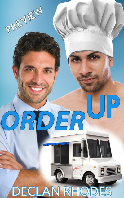 Order Up - Preview (Chapters 1-4)