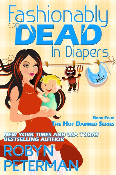 YAYAYAYAYAY!!! A MONGO SNEAK PEEK OF FASHIONABLY DEAD IN DIAPERS!!!