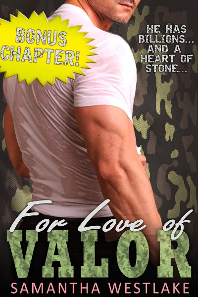 For Love of Valor - Bonus Chapter